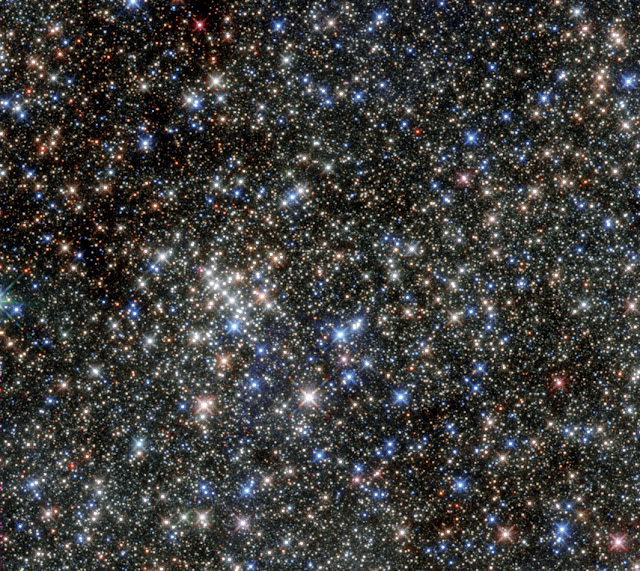 Open Star Cluster IRAS 17430-2848