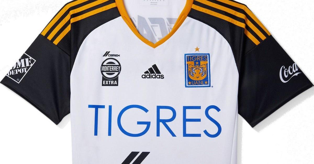51a4cc069d Adidas lança nova terceira camisa do Tigres UANL do México - Show de Camisas