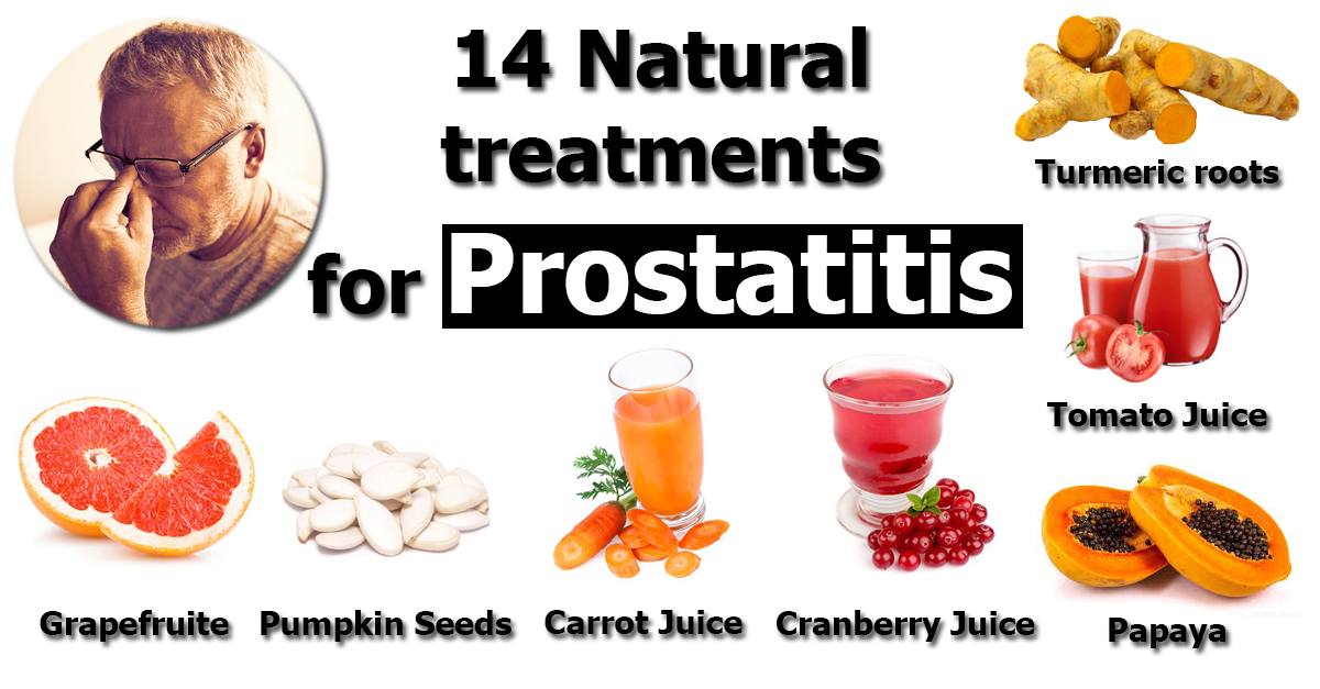 Natural Remedies To Cure Prostatitis