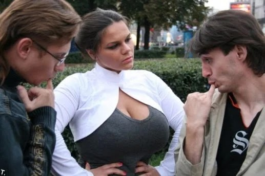 Staring at women's breasts make men live longer, healthier – Study