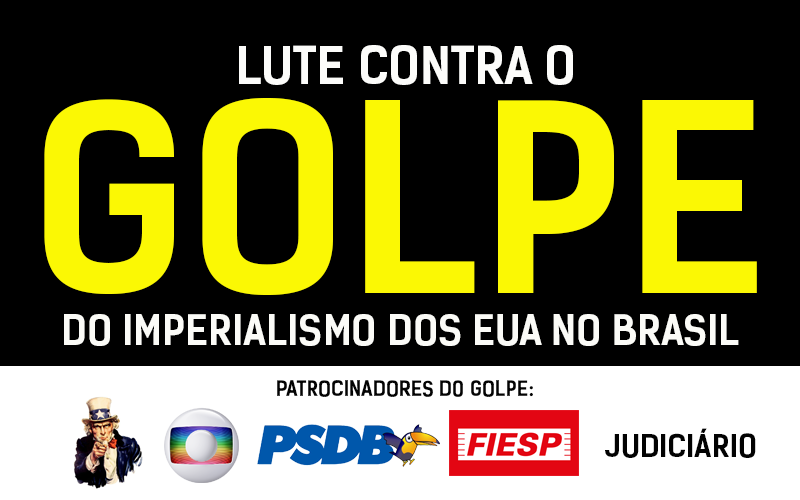 Image result for patrocinadores do golpe