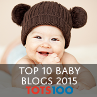 Tots100 Top 10 Baby Blog 2015