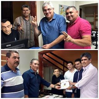 Situação e Oposição oficializam candidaturas em Pedra Lavrada