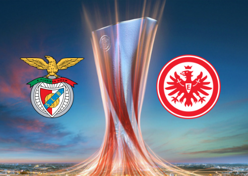 Benfica vs Eintracht Frankfurt - Highlights 11 April 2019