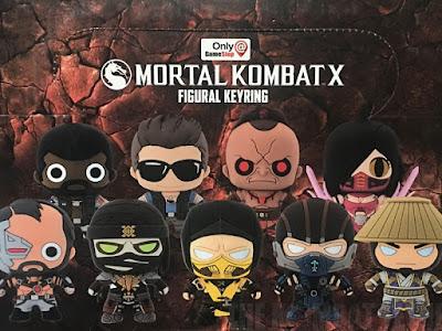 Portachiavi Mortal Kombat X