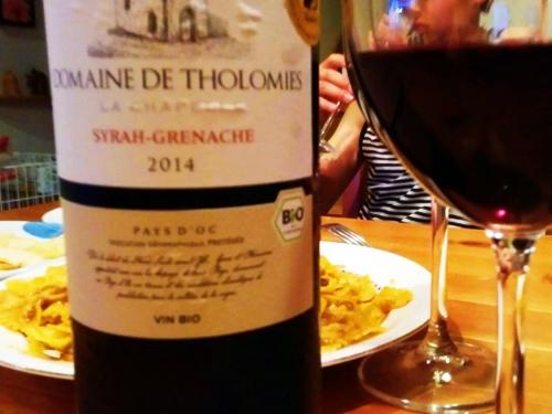 Tholomies Grenache, Syrah