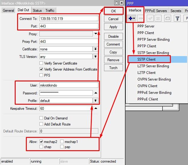 Cara Membuat SSTP VPN Server di Mikrotik – Pusat Pengetahuan