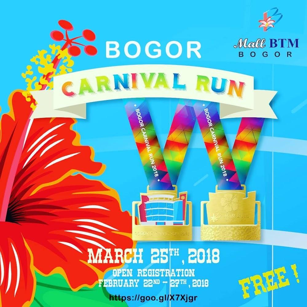 Bogor Carnival Run • 2018
