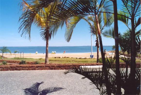 Praia da Graciosa Tocantins