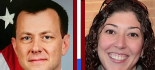 Here's How 'Challenging' It Was To Find Strzok's 'We'll Stop' Trump Text Message [VIDEO]