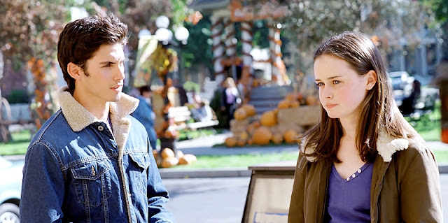 Gilmore Girls- Rory e Jess