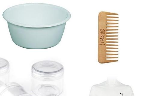 Akcesoria do mycia włosów w domu - czytaj dalej »