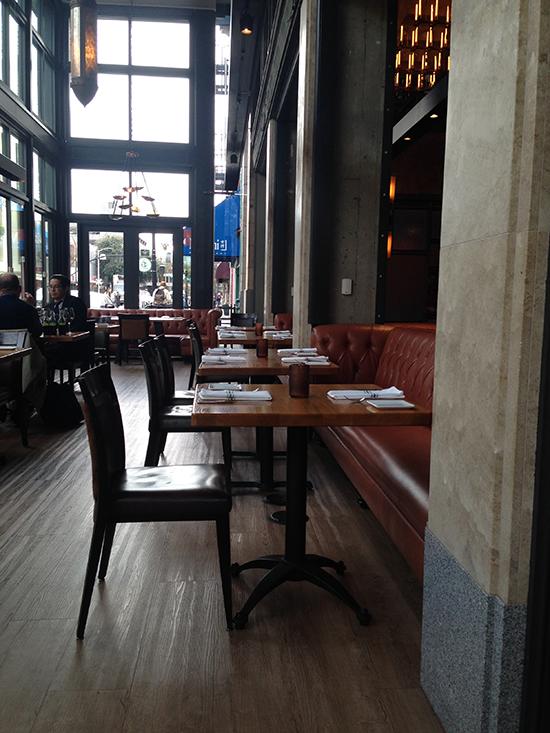 Grange restaurant, grange restaurant sacramento, sacramento farm to fork, sacramento restaurant