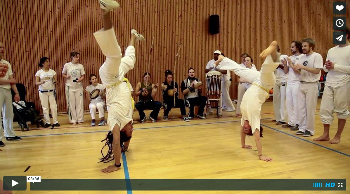 Video from the GUC Vårroda in Trondheim 2014