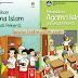 Buku Guru dan Buku Siswa PAI dan BP Kelas 3 dan 6 SD Revisi 2018
