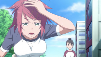 Amanchu! Episode 7 Subtitle Indonesia