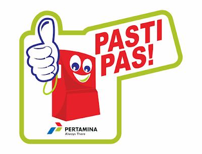 Logo Pasti Pas Pertamina