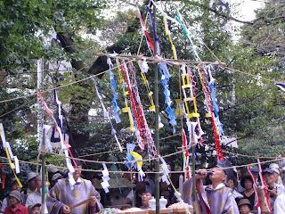 御霊神社例祭・鎌倉神楽