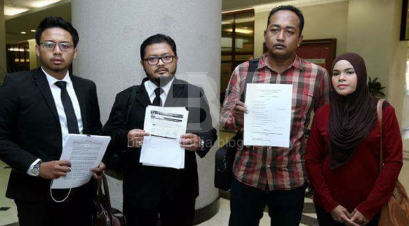 Suami isteri ditangkap khalwat saman Jabatan Agama Wilayah Persekutuan