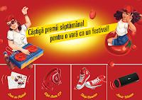 Castiga 13 perechi casti BEATS EP + 13 perechi tenisi Converse + 13 boxe portabile Cuboq + carduri BRD in valoare de 1000 lei