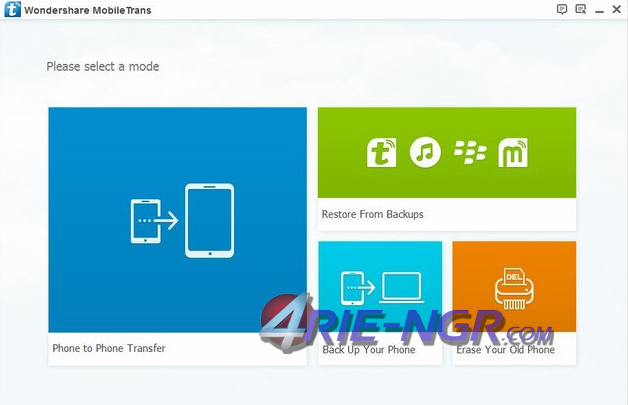 Wondershare MobileTrans 7.5.7.469 Full Version