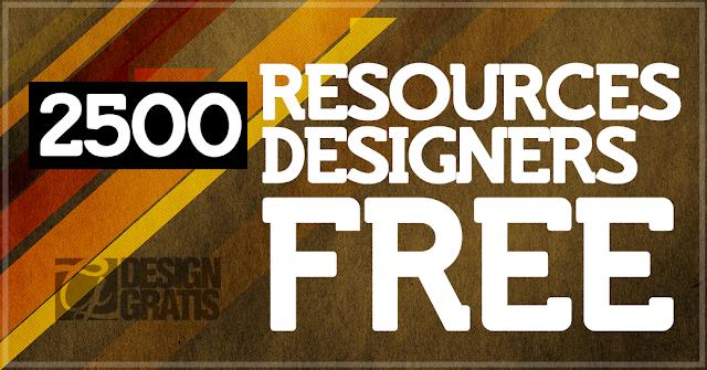 recursos apra diseñadores gratis
