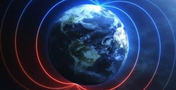 El polo norte magnético se está desplazando hacia Rusia a gran velocidad.
