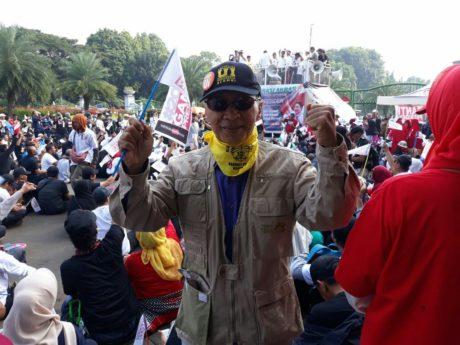 Aktivis Malari 74: Presiden Jokowi Cukur Rambut Dipamerkan, Rakyat Bingung