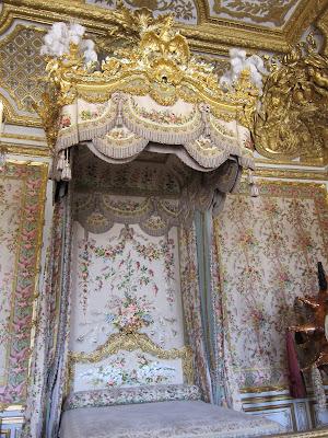 Säng Versailles