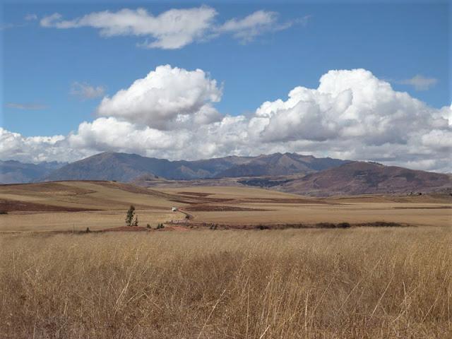 le campagne attorno cusco
