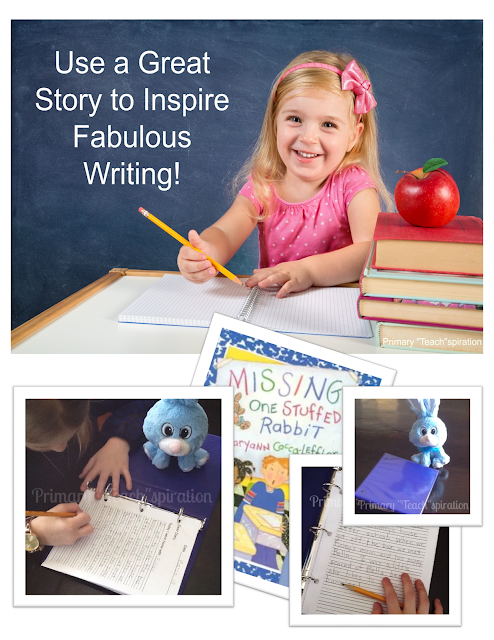 Use a Great Story to Inspire Fabulous Writing.