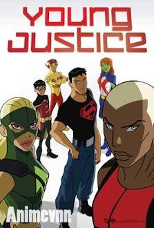 Liên Minh Công Lý Trẻ 2 - Young Justice Season 2 2013 Poster