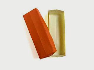 Cách gấp, xếp hộp chữ nhật bằng giấy origami để gói, đựng quà tặng sinh nhật, ngày lễ, valentine - Video hướng dẫn xếp hình trái tim quà tặng - How to fold a Long Case