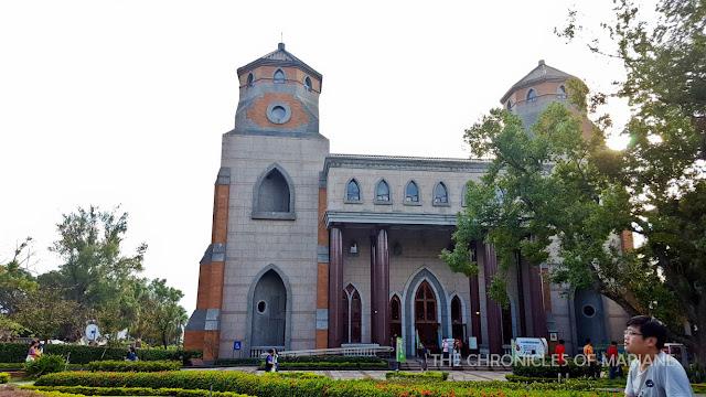 Taiwan church