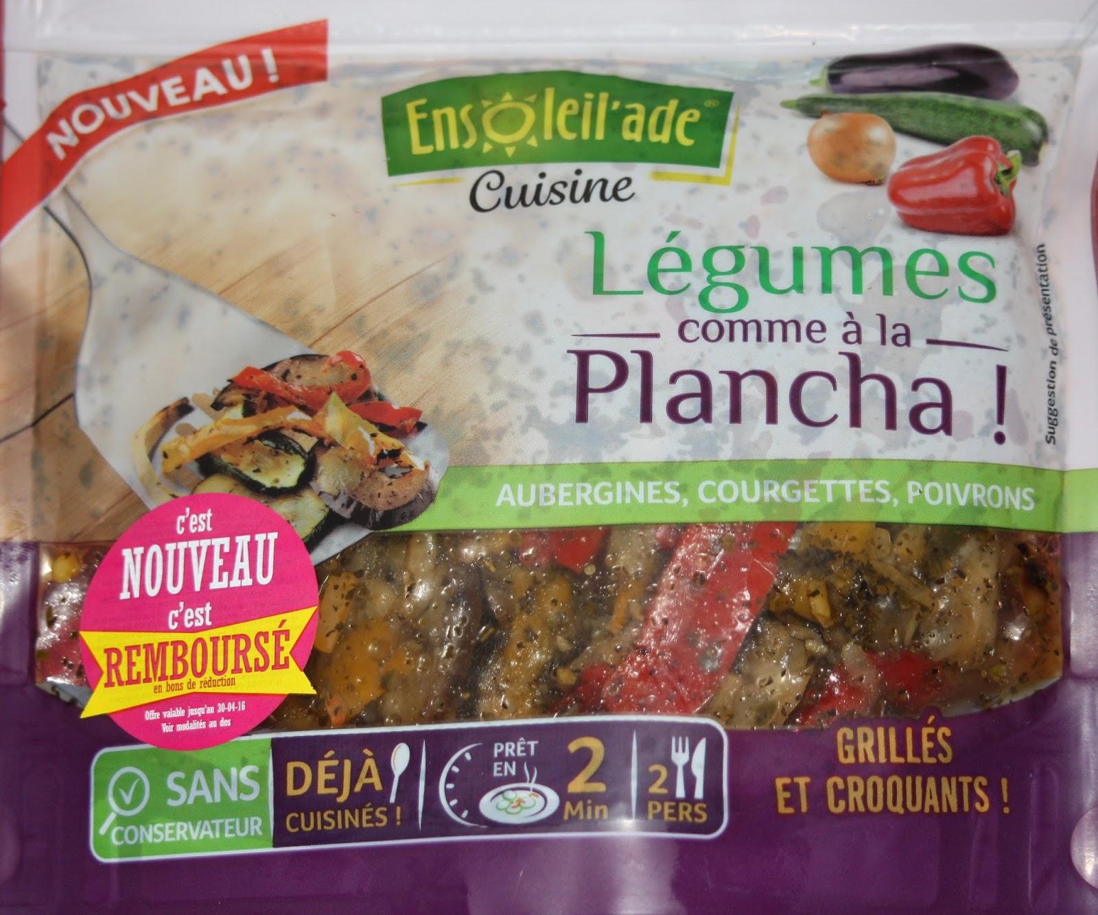 Ap ritif ensoleil 39 ade cuisine la cuisine de mathilde for Legumes a la plancha