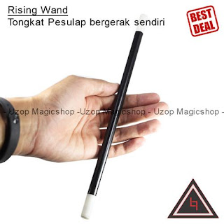 Jual alat sulap rising wand tongkat sulap