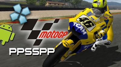 Download MotoGp PPSSPP