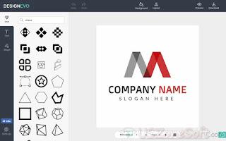 DesignEvo the best Free Online Logo Maker like company logo, business logo, website logo, brand logo, software logo, club logo maker etc.