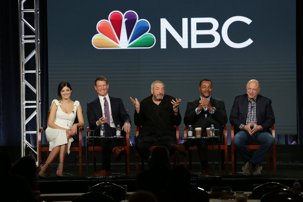 """I Like to Watch TV: """"Chicago Justice"""" Attends the"""