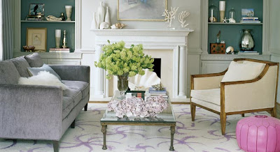 The Designer's Muse: Power House: The home of Ali ...