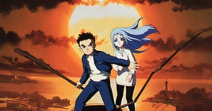 Anime Review Now And Then Here There Fall 1999
