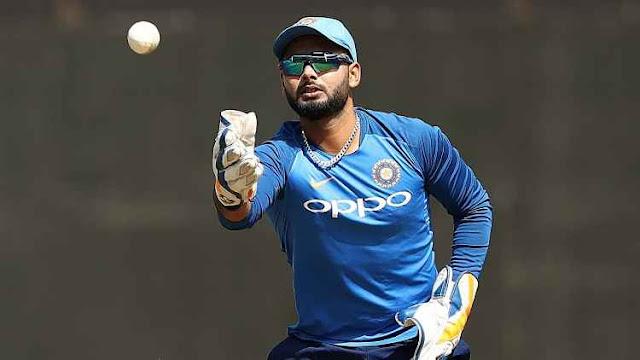 ऋषभ पंत ,टीम इंडिया के टेस्ट विकेट कीपर