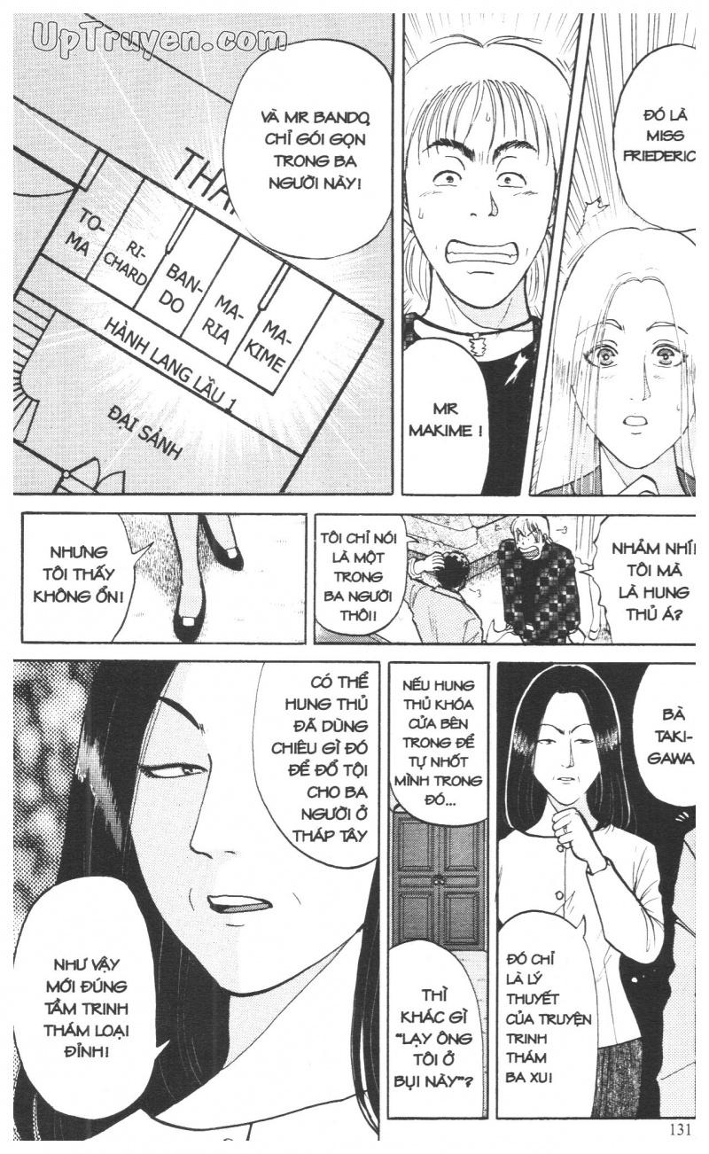 Thám Tử Kindaichi chapter 1206 trang 12