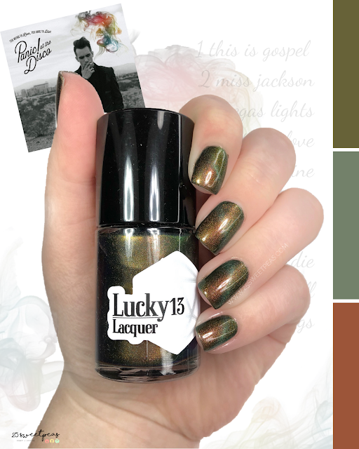 Lucky 13 Lacquer Panic at the Disco