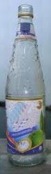 botol sirup bekas