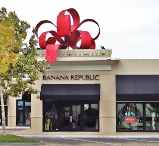 Banana Republic Christmas