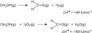 Reaksi Pembuatan Folmaldehid
