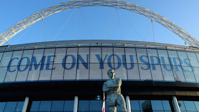 Tottenham confirm Mancity and Champions League home games to be played at Wembley