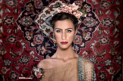 Il coraggio di essere Frida (Kahlo), il fashion project di Susi Sposito