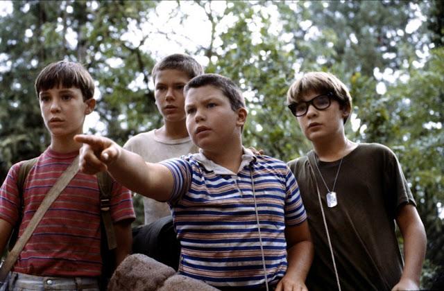 Les copains de Stand by me, de Rob Reiner (1986)